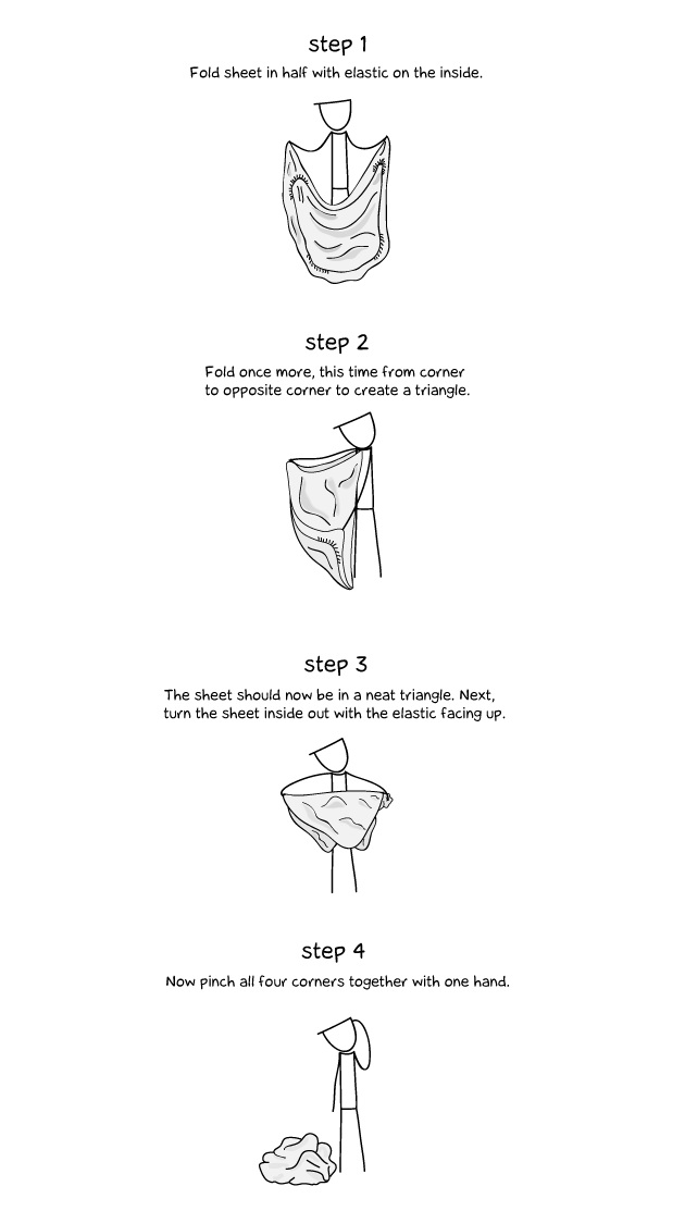 How To Fold A Fitted Bed Sheet K K Club 2018
