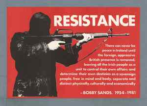 Irish Republican Army Posters Real ira posters