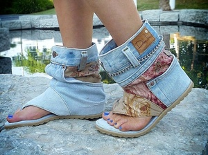 Jeans Sandals Boots Jeans And Sandals And Boots