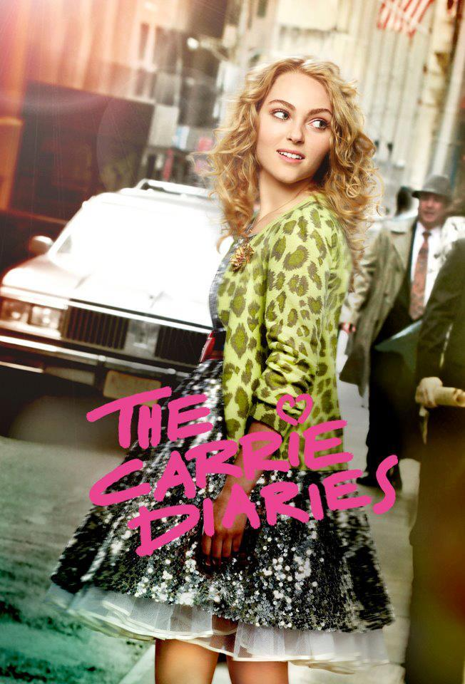 the carrie diaries, sex in the city, carrie bradshaw, about the carrie diaries, fluoro, poofy dress, plaid blazer, double denim, 80s, eighties, 80s fashion, fashion, style, camilla and marc, camilla and marc autumn winter 2013, autumn winter, 2013, camo, camouflage, fashion trends, denim, city, khaki, plaid, tv show, pretty, le simply classy blog, le simply classy, lesimplyclassy blog, lesimplyclassy