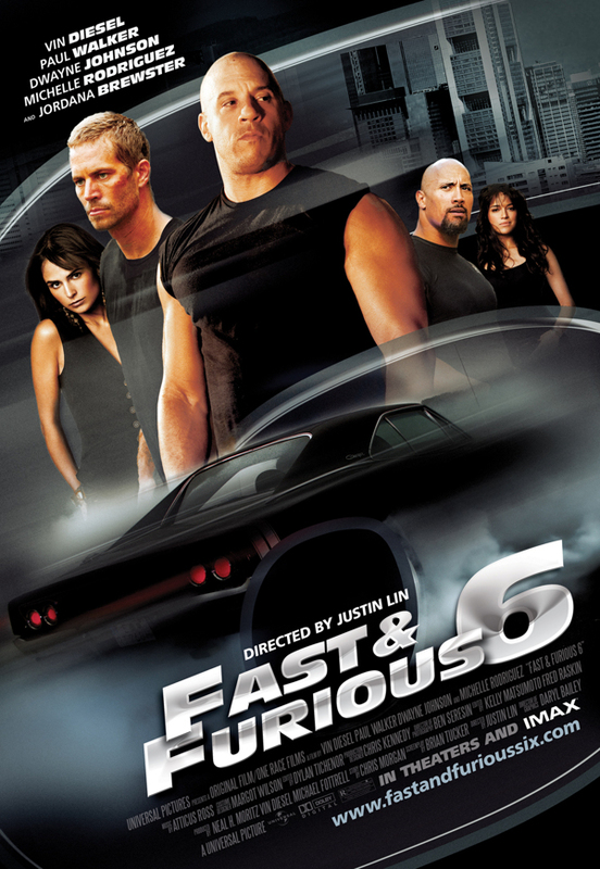 (((F&F))) Fast And Furious 6 Full Movie Online Free