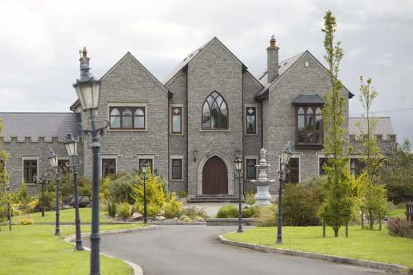 The palatial home of former developer and Fianna Fáil councillor Ger Killally
