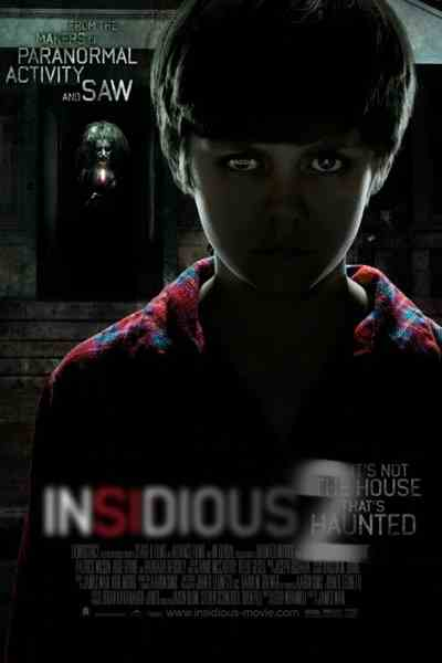 Broadsheet Trailer Park Insidious Chapter 2 Broadsheet Ie