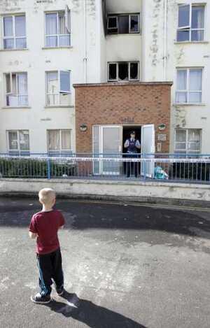 4fd23df1f0 Scenes at Thornfield Square apartments