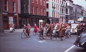 The Dublin Bicycle Debate