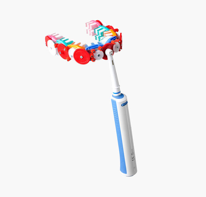 Automatic-fullmouth-tooth-brush