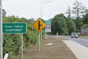 Welcome to Clontibret.©movingimages.ie