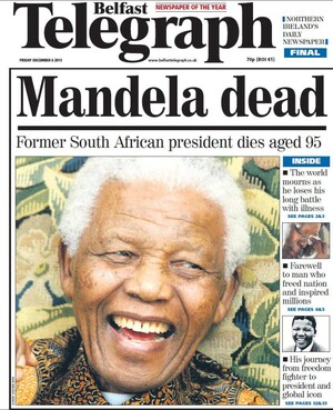essay about the death of nelson mandela Ross essay contest  nelson mandela is spared from a death sentence  nelson mandela is spared from a death sentence – by richard j goldstone 10.