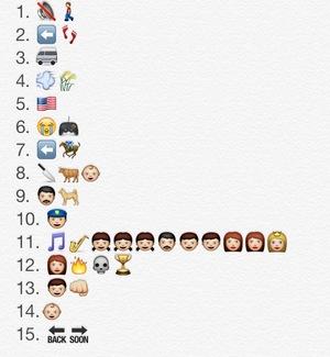 Irish Movie Emoji Broadsheetie