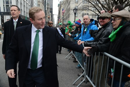 Enda+Kenny+New+York+St+Patricks+Day+Parade