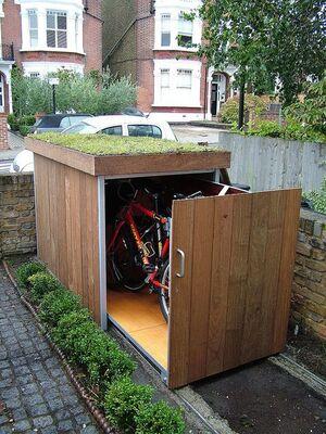 Bike sheds dublin