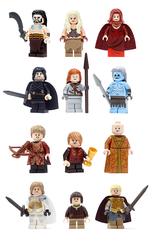 Unofficial-Game-Of-Thrones-Lego-Minifigs