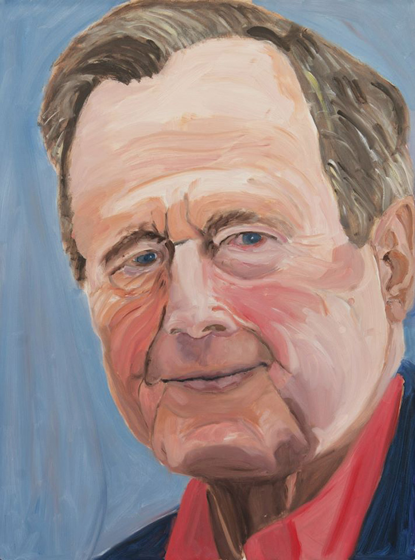 george-w.-bush-exhibits-30-painted-portraits-of-world-leaders-designboom-11
