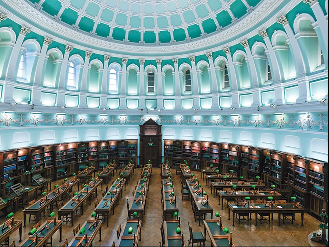 Trinity College Library Exterior