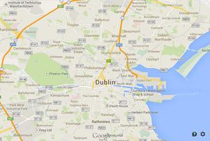 Dublin V Dublin Broadsheetie - Where is dublin