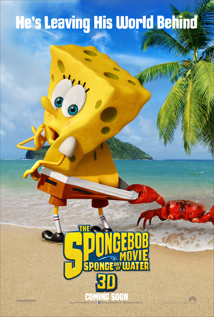 Broadsheet Trailer Park: The SpongeBob Movie – Sponge Out ... Antonio Banderas Restaurant