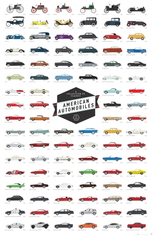 small_american_automobiles_poster