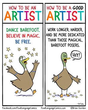 be-an-artist