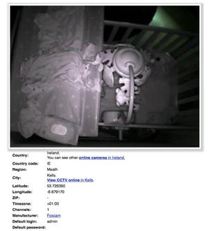 Cot On Camera | Broadsheet ie