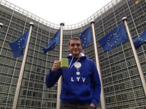 Conor - European Commission, Brussels