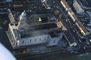 St Mels aerial