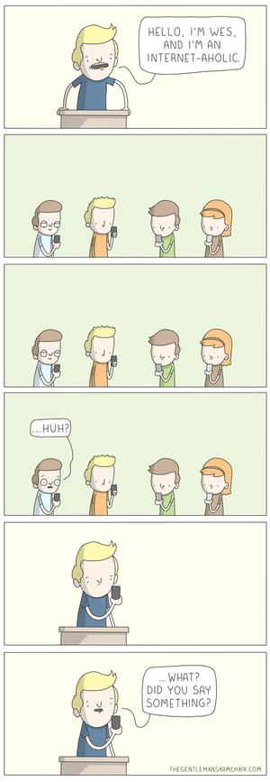 internetaholic