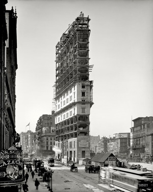 NY Times building 1903