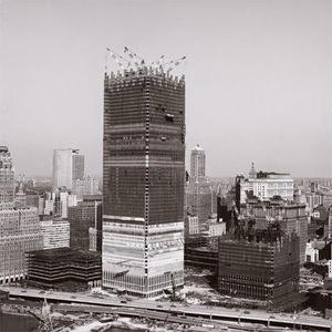 world trade centre 1966