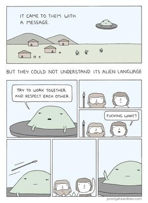 a-message