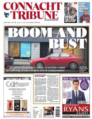 Connacht Tribune April 16