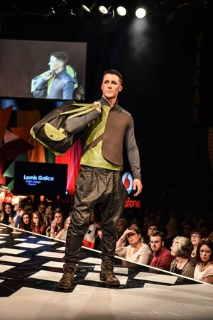 Scenes from the 2015 DIT Fashion Show, Vicar St.