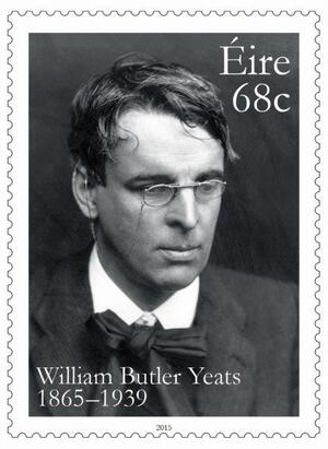 WB Yeats StampCMYK