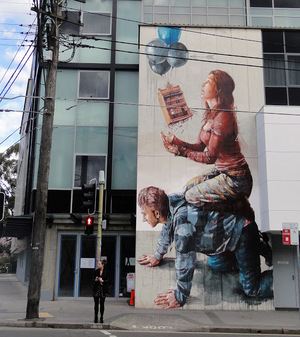streetartnews_fintanmagee_housebubble-3
