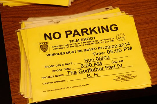 No-Parking-The-Godfather-Part-IV