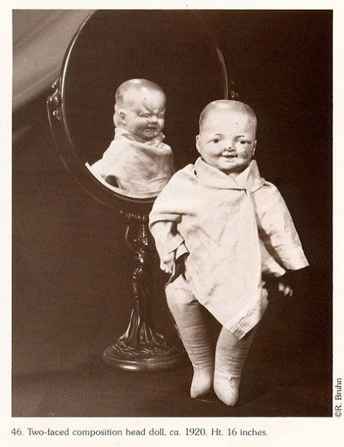 Scary Vintage Dolls (2)