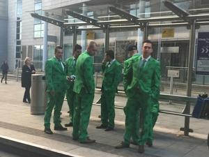 greensuits