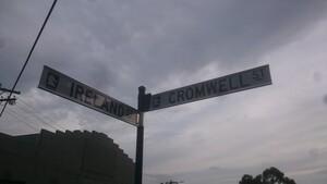 ireland:cromwell