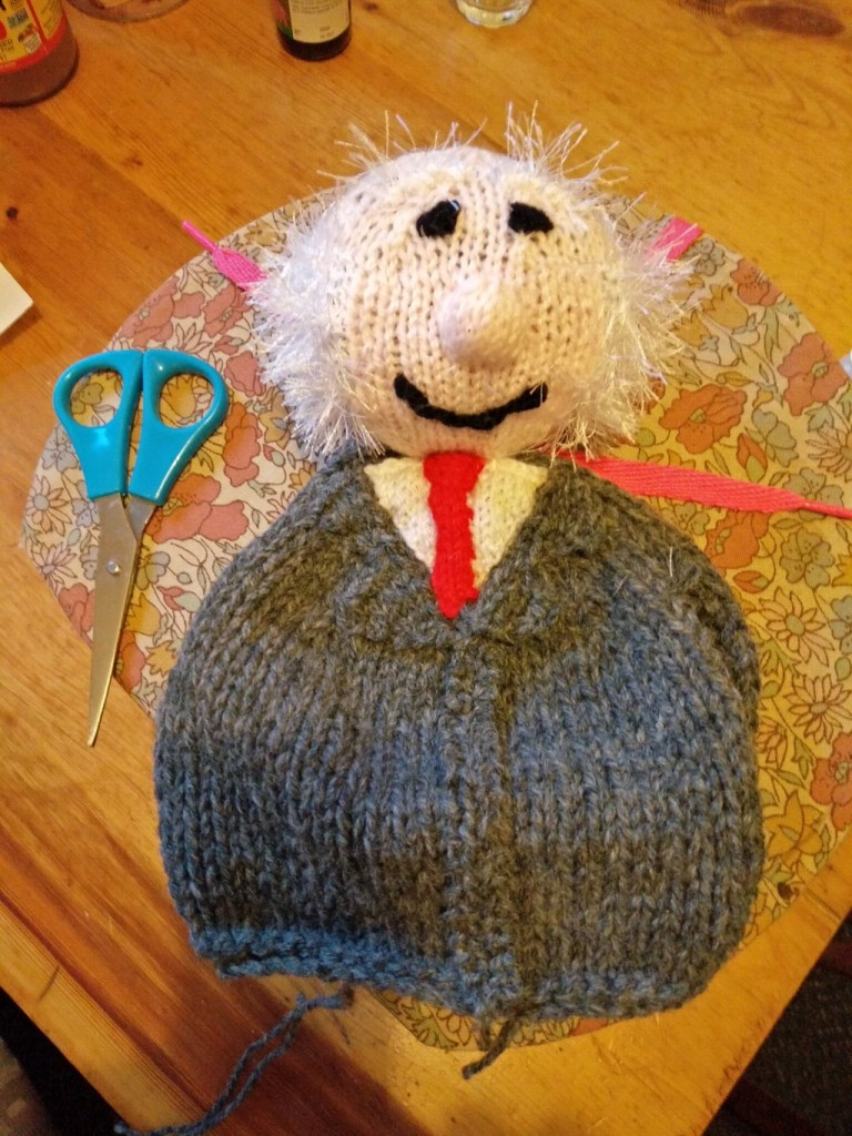 Knitting Pattern For Michael D Higgins Tea Cosy : Michael T Cosy Broadsheet.ie