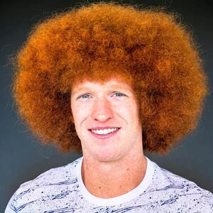 Ginger Afro Ginger Afro A Limerick A Day Broadsheet Ie