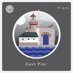 East peir