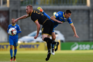 UEFA Champions League Third Qualifying Round Second Leg : Dundalk vs BATE Borisov Mandatory Credit ©Tom Beary