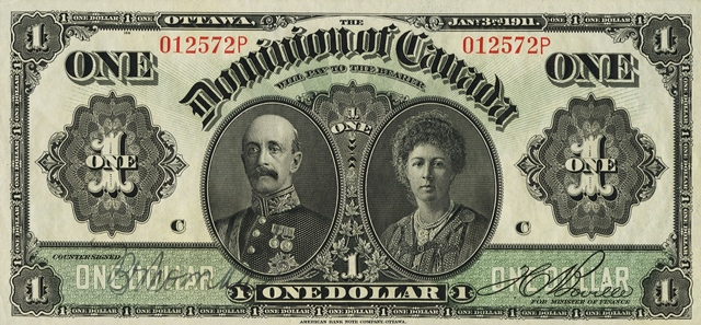 1911-dominion-of-canada-1-dollar-bill-front1