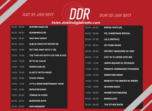 DDR-wkend-21-22-jan-2017