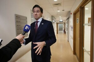 File Photo Simon Harris 'ashamed' and 'heartbroken' but defends government on waiting lists. End. 25/11/2016. National Maternity Hospital. Fine Gael Minister for Health Simon Harris talking to the media while meeting the parents and babies in the National Maternity Hospital (Holles St) in Dublin. Following the announcement that an agreement has been reached between the National Maternity Hospital (NMH) and St Vincents Hospital Group on the redevelopment of the NMH on the Elm Park campus. The Minister took a tour of the National Maternity Hospital (Holles St) in Dublin before the eventual plan to move it to the new National Maternity Hosptial in St. Vincent's Hosptial which the Minister hopes will be ready to accept mothers in 2021. Photo: Sam Boal/Rollingnews.ie