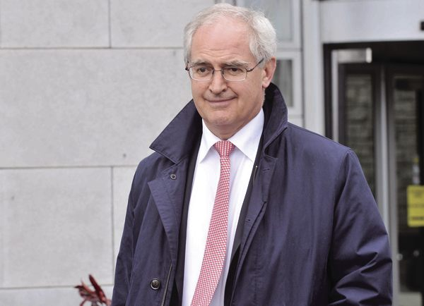 File photo. The former Master of the National Maternity Hospital, Dr. Peter Boylan, has joined the tens of thousands of people who have signed a petition objecting to the Sisters of Charity nuns having any role whatever with the new National Maternity Hospital, which is due to be built on the St Vincents Hospital Campus in Dublin. End. 17/04/2013. Inquest into the death of Savita Halappanavar. Expert witness, Obstetrician Dr Peter Boylan pictured at Galway Coroners Court, sitting at Galway County Hall today for the inquest into the death of Savita Halappanavar. Photo: Laura Hutton/RollingNews.ie