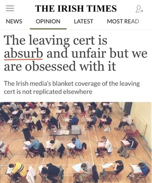 irish times ie