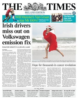 De Stephen\'s Day Papers | Broadsheet.ie