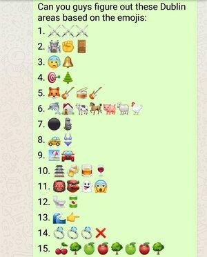 New Dublin Emoji | Broadsheet ie