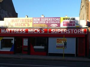 Mattress Mick's Expansion