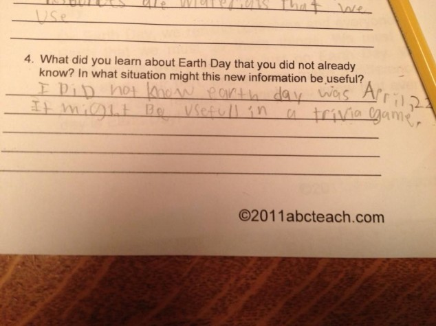 3rd-graders-honesty-about-Earth-Day-634x475